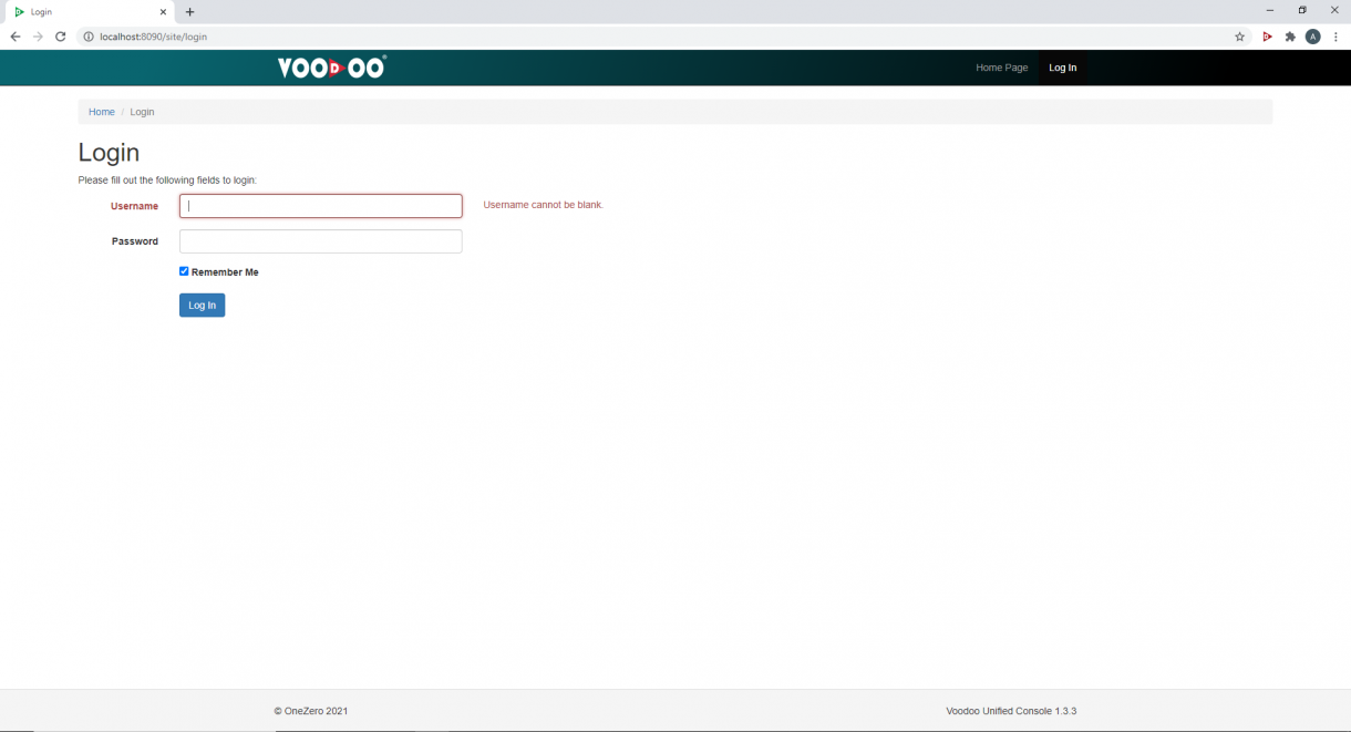 Voodoo RPA Orchestrator Installation Step – 5